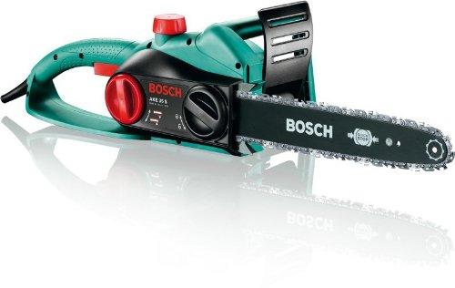 Bosch Tronçonneuse électrique AKE 35 S de 4 kg, puissance de 1800 W à longueur de guide de 35 cm