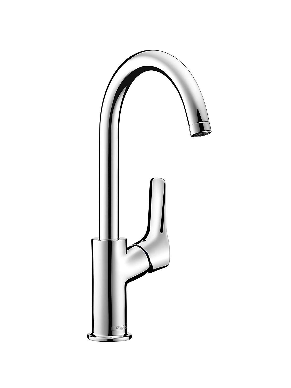 Hansgrohe 71113000 MySport Swivel Mitigeur de lavabo à bec haut orientable