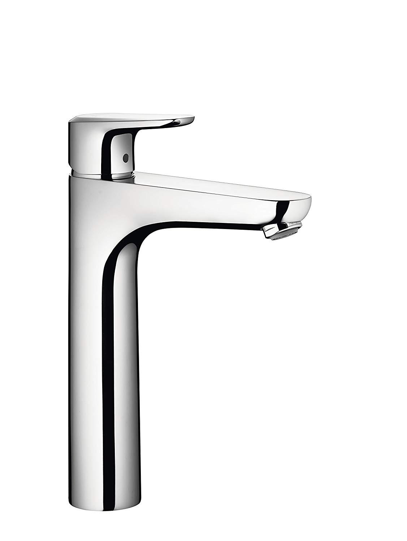 Hansgrohe Mitigeur de Lavabo Design à Bec Haut Ecos XL Chrome 14083000